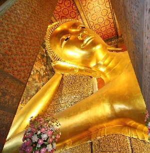 Bangkok City Tour Half Day (Golden & Marble Buddha)